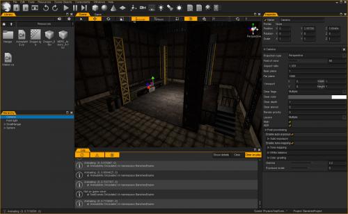 Interview with Banshee Game Engine Programmer Marko Pintera