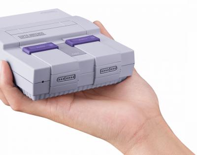 Объявлена дата выхода SNES Classic Edition