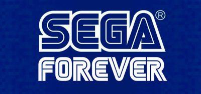 Sega forever. Коллекция классических игр от Sega