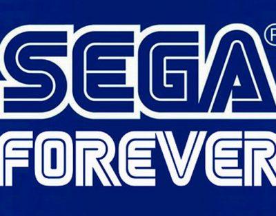 Sega Forever. Игры от Sega на iOS/Android