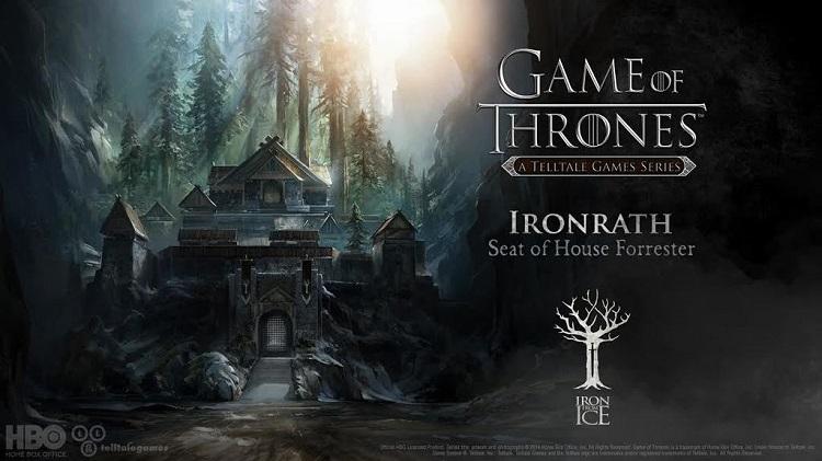 Текстовой квест Game of Thrones