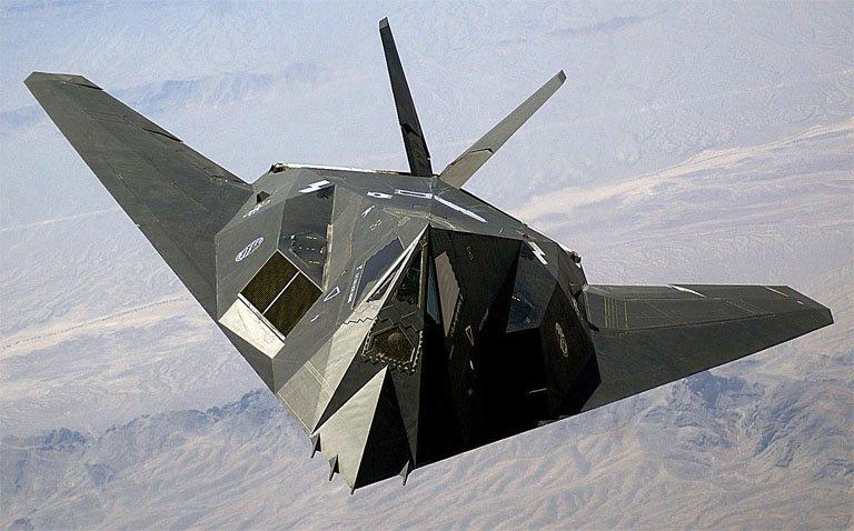 Бомбардировщик F-117