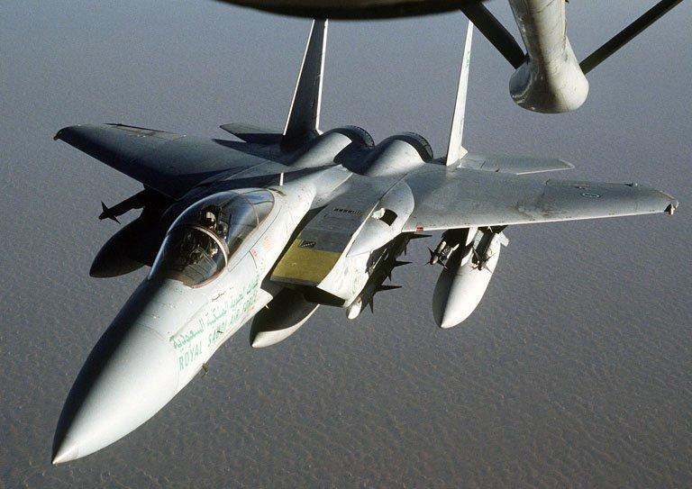 Бомбардировщик F-15