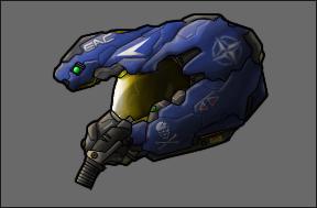 Космический шлем