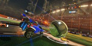 Скриншот Rocket League