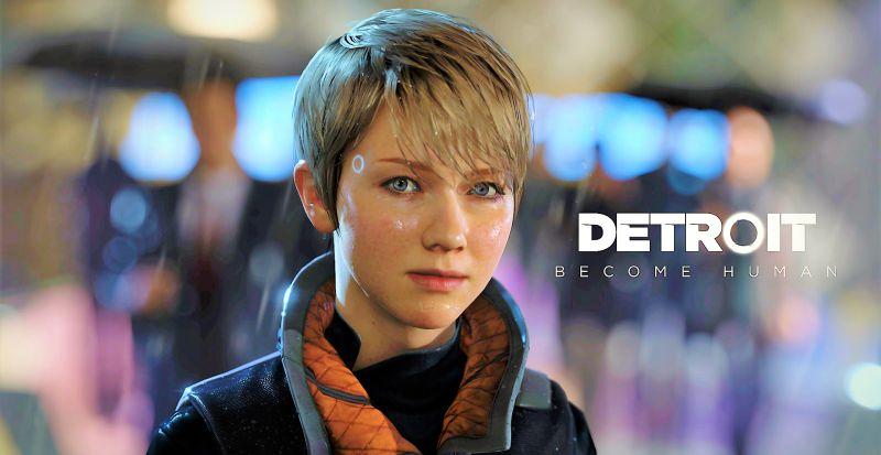 Игра Detroit: Become Human