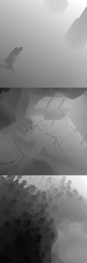 изображения для шейдера тени