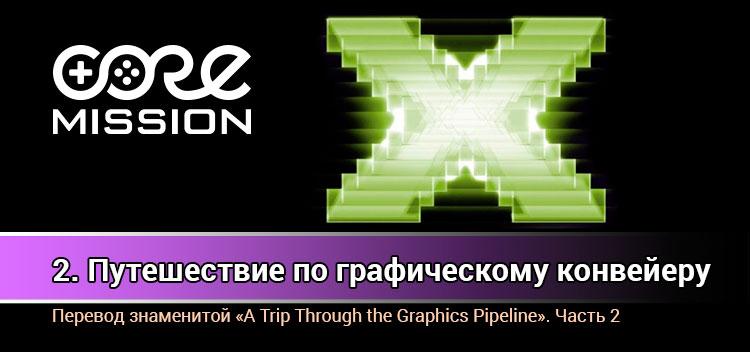 Графический пайплайн DirectX 11
