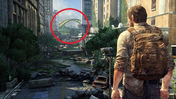 дизайн уровня в Last Of Us