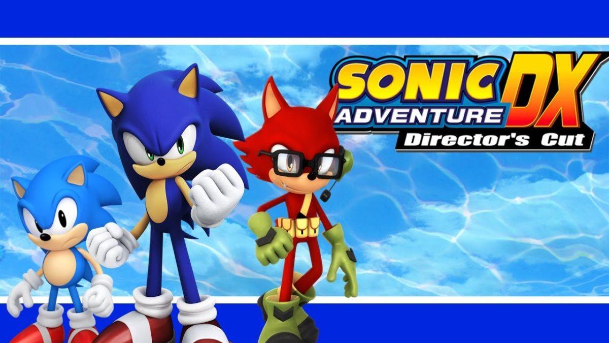 Игра Sonic Adventure