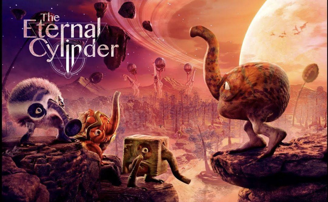 Авторы Zeno Clash представили свой следующий проект — психоделическую адвенчуру The Eternal Cylinder
