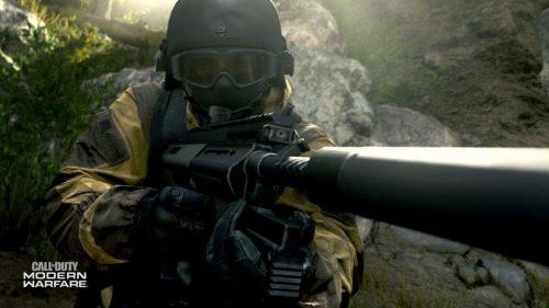 Компания Sony начала отзывать предзаказы PS4-версии шутера Call of Duty: Modern Warfare на территории России