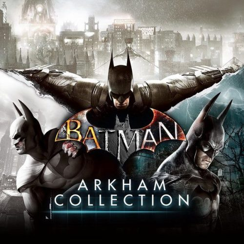 В Epic Games Store стартовала раздача игр о Бэтмене