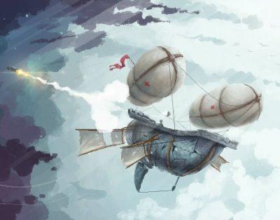 Издательство tinyBuild представило приключенческий шутер Black Skylands