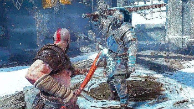 Баланс сложности в игре God of War