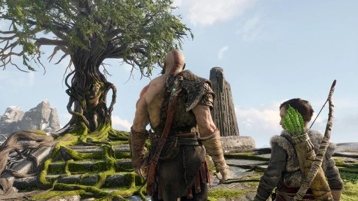 10 причин почему God of War лучше других игр на PS4