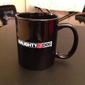 Кружка от Naugty Dog