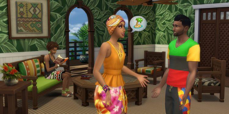 Список кодов на черты характера в The Sims 4