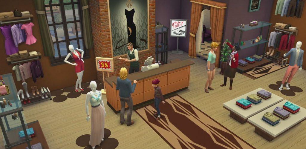 Различные коды в симс 4: Бонусы магазина