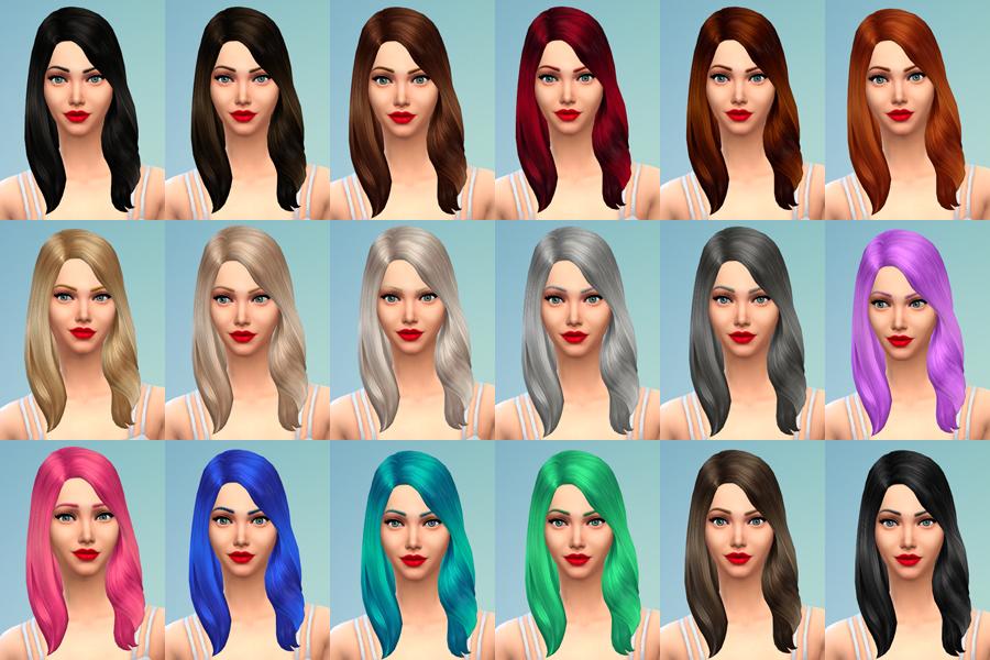 Коды на изменения внешности персонажа в Sims 4