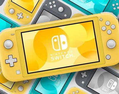 В иск к Nintendo о некачественных стиках включили Switch Lite