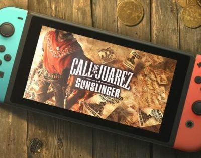 Techland анонсировала Switch-версию вестерна Call of Juarez: Gunsilnger