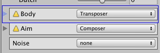 свойство Transposer