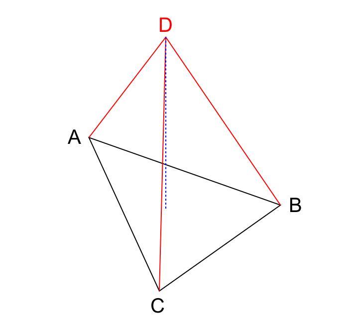 геометрические шейдеры Unity, выдавливание пирамид из треугольников