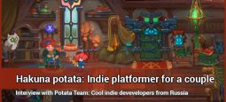 Hakuna potata: Indie platformer for a couple