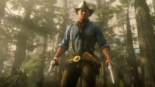 На сайте магазина Instant Gaming появилась Switch-версия вестерна Red Dead Redemption 2