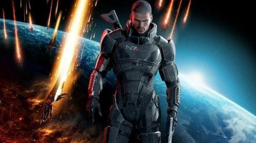 BioWare может выпустить ремастер трилогии Mass Effect