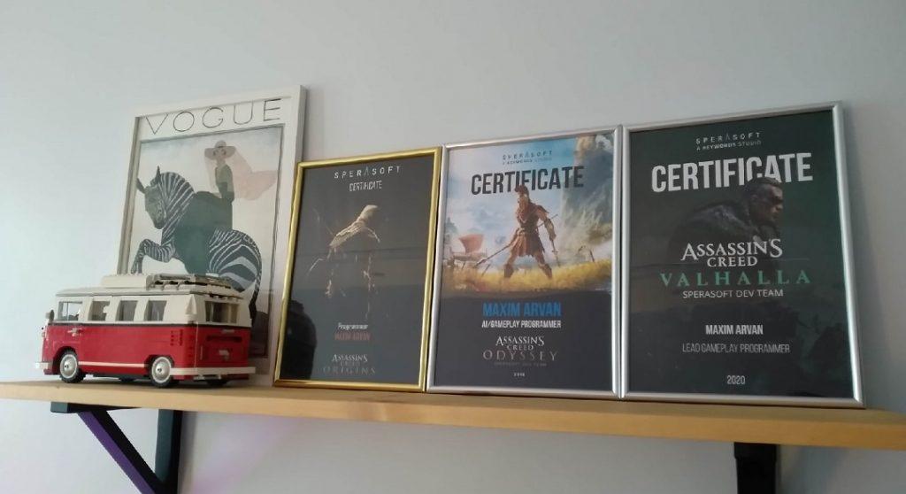 Интервью с Максимом Арваном, ведущим разработчиком Assassin's Creed: Valhalla