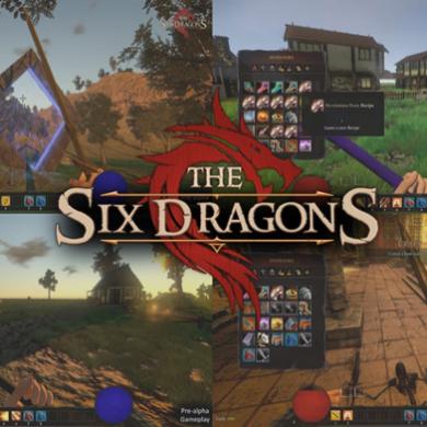 пиар игры six dragons