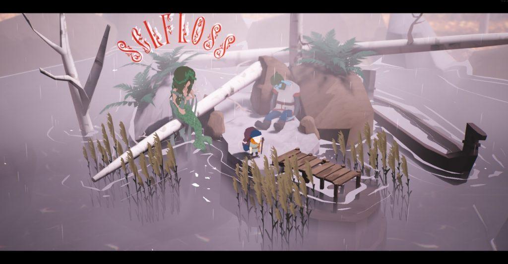 Selfloss третья игра Александра, сейчас находится в активной разработке