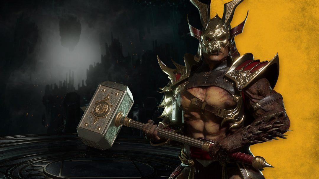 Российские кузнецы изготовили реплику молота Шао Кана из файтинга Mortal Kombat 11