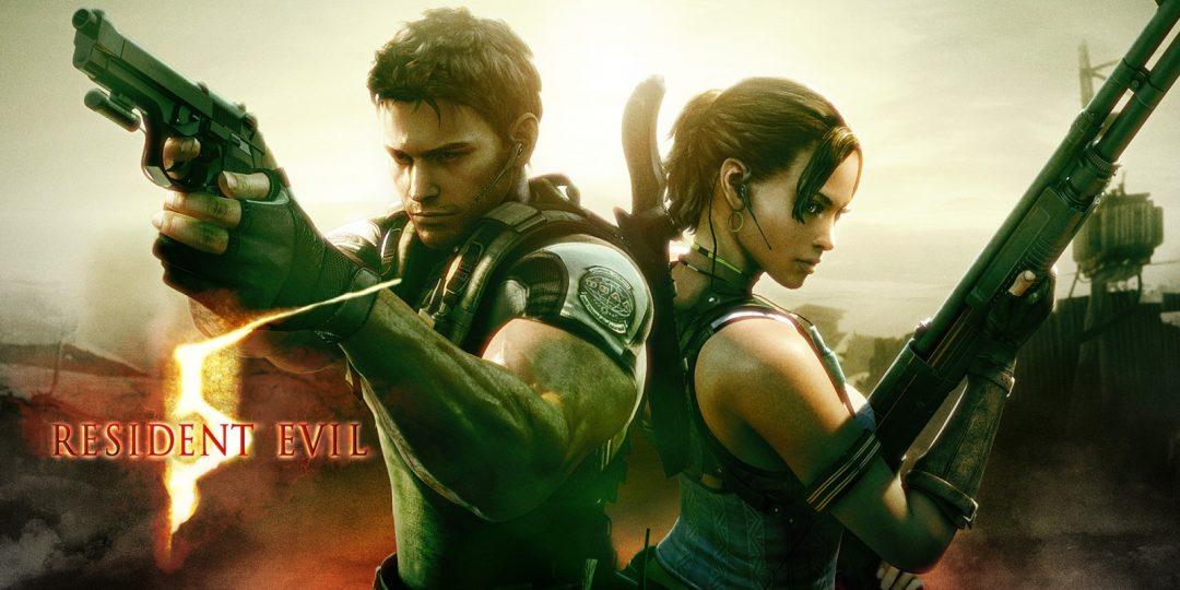 Resident Evil 5. По старым рельсам