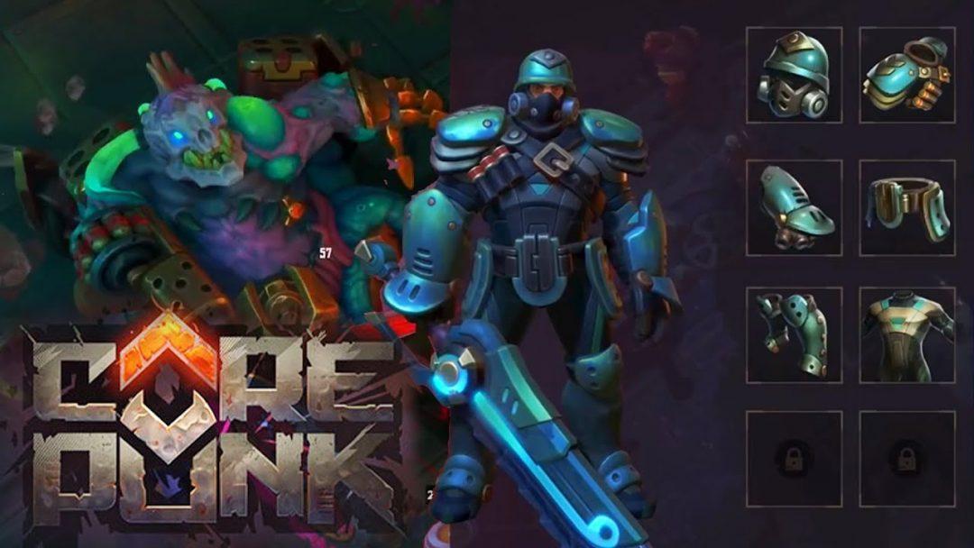 Разработчики Corepunk рассказали об игре подробнее