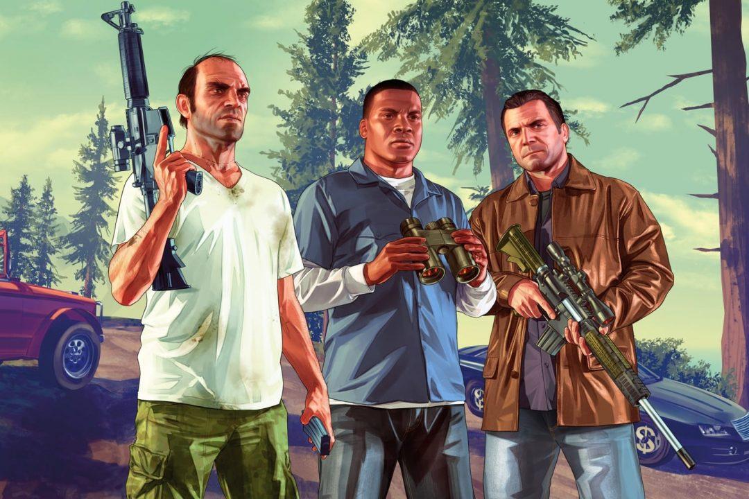Rockstar Games делают новую ГТА, но не факт, что это 6-ая часть