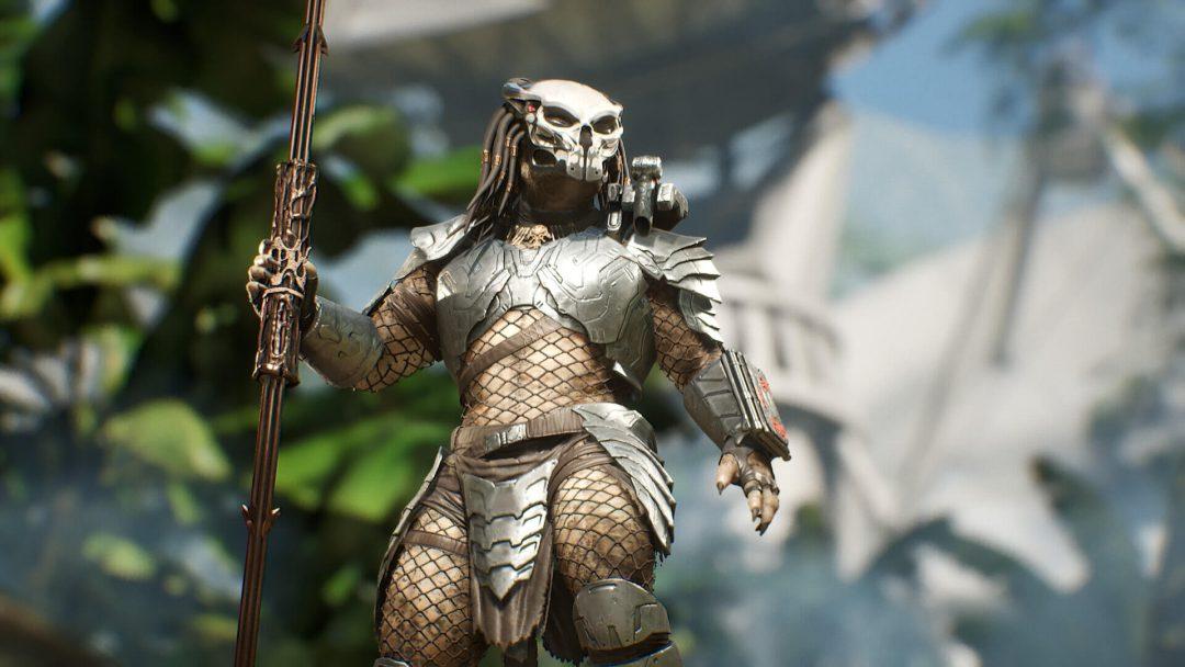 27 минут геймплея из игры Predator: Hunting Grounds