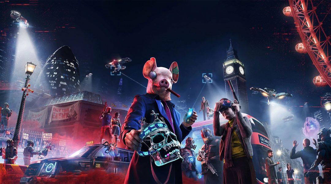 Watch Dogs Legion станет одной из первых игр на консолях будущего поколения