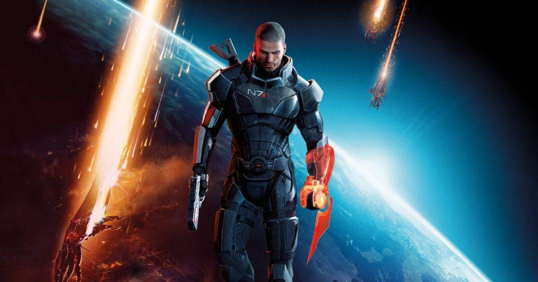 У серии Mass Effect будет HD-переиздание
