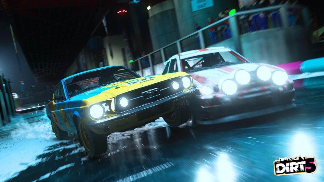 На Xbox Inside представили DiRT 5