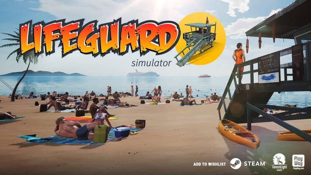 Состоялся анонс игры Lifeguard Simulator