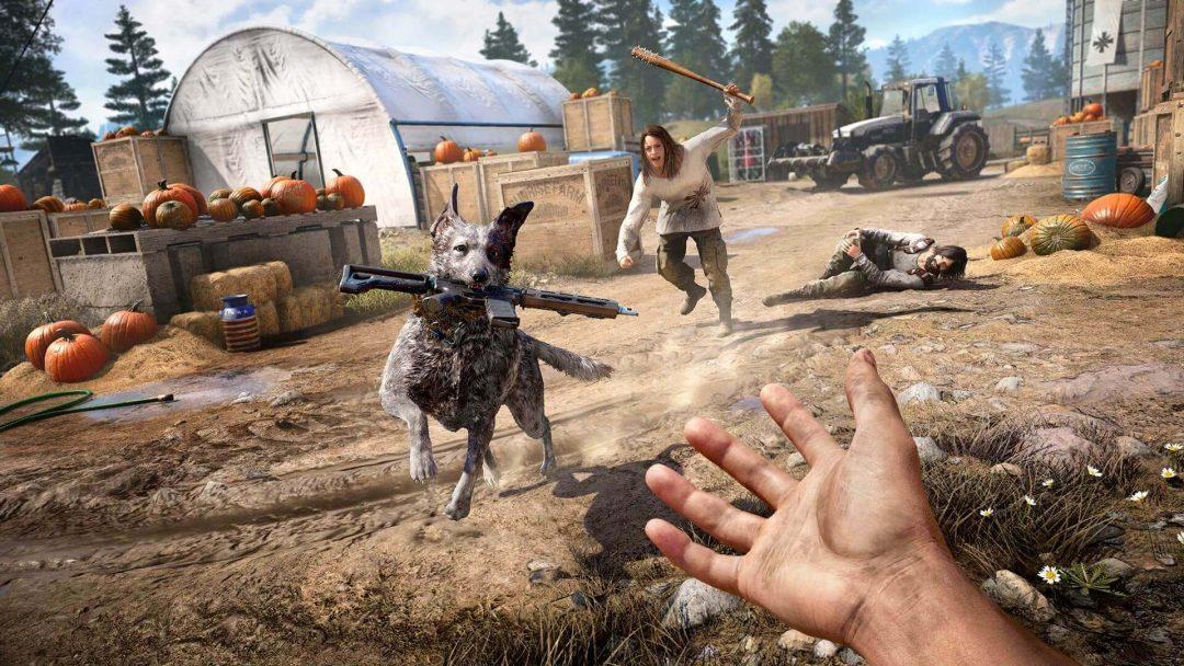 Far Cry 5 будет доступна бесплатно с 29 по 31 мая