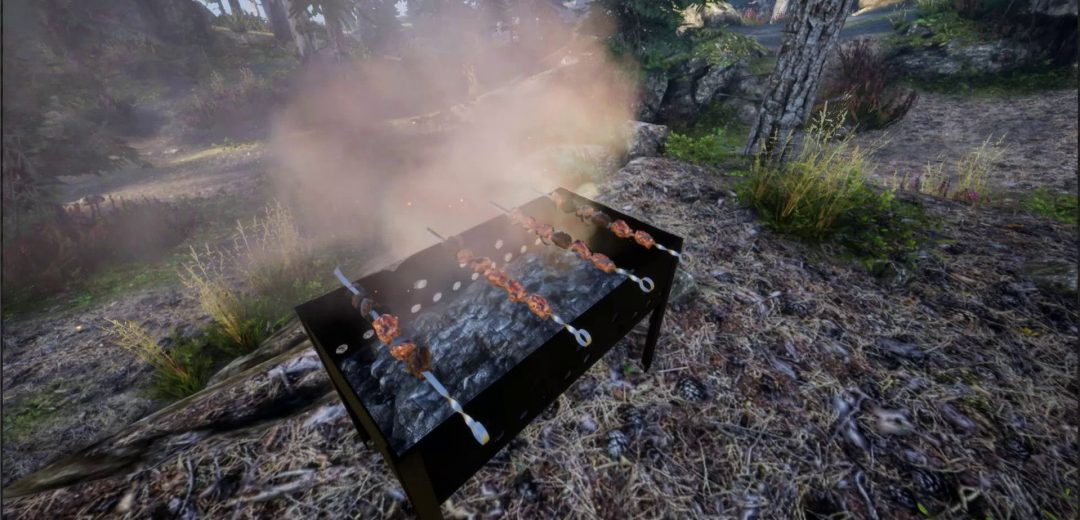 В «Стиме» выйдет симулятор приготовления шашлыков