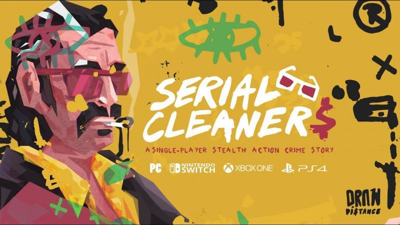 Serial Cleaners — Состоялся анонс игры