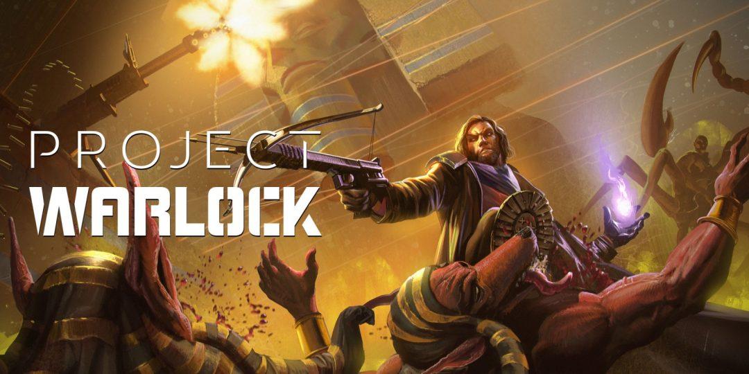 Шутер Project Warlock получил новый трейлер в честь выхода консольных версий