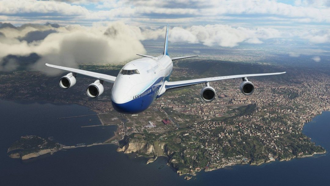 В Microsoft Flight Simulator можно будет торговать модами