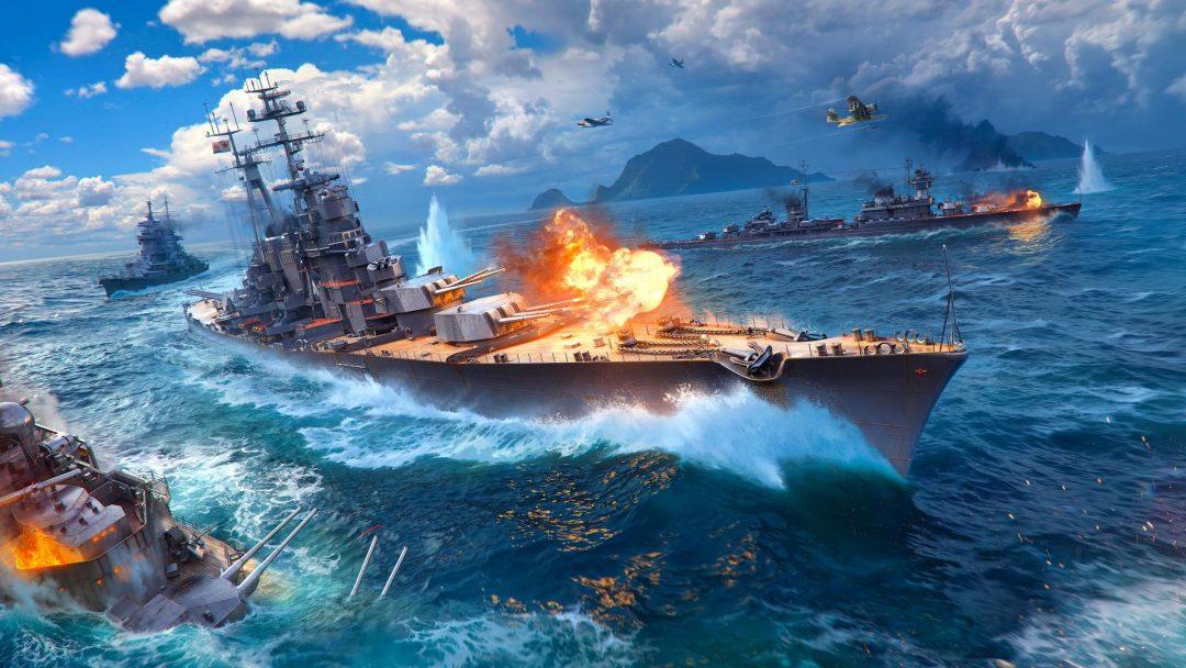 В World of Warships пребывают немецкие авианосцы