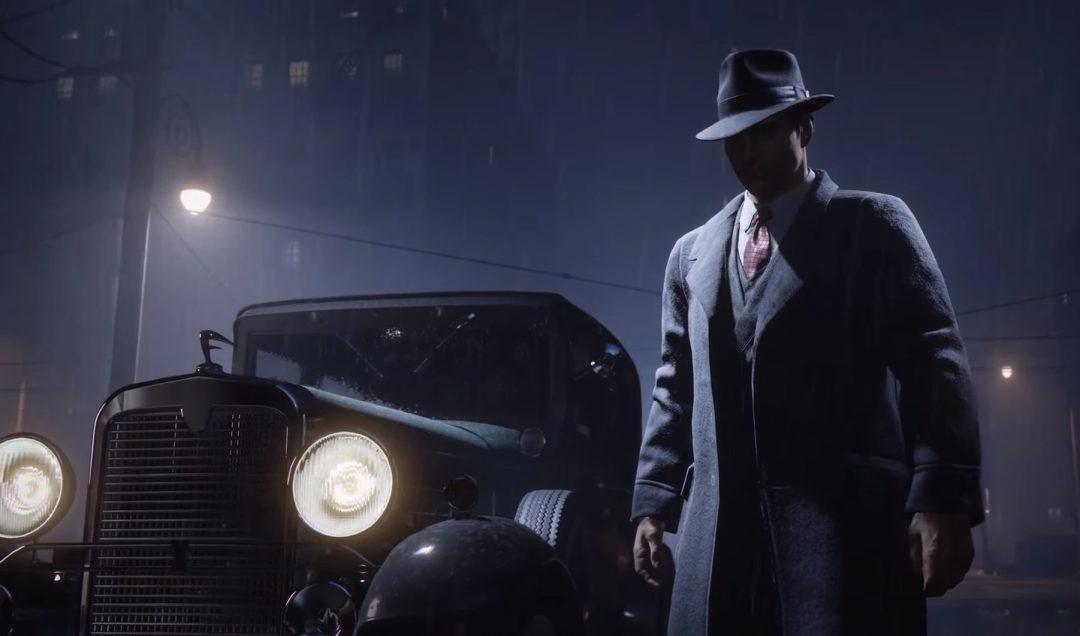 Релиз ремейка игры Mafia перенесли на месяц